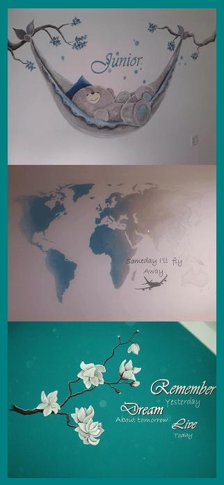 rik muurschilderingen