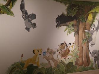 Kinderkamer-Junglebook-1