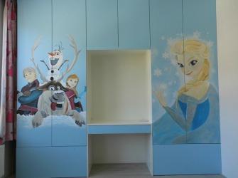Muurschildering-Frozen-Rik-Muurschilderingen-4
