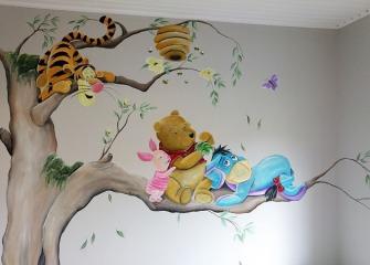 Muurschildering-Winnie-the-Pooh-12