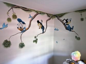 muurschildering-Disney-