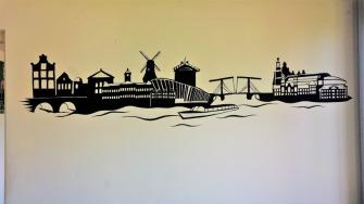 Skyline-Amsterdam