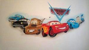 muurschildering Cars