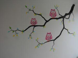 muurschildering kinderkamer | rik muurschilderingen, Deco ideeën