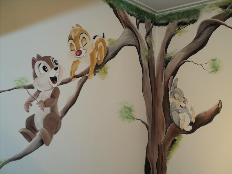 muurschildering babykamer rotterdam ~ lactate for ., Deco ideeën